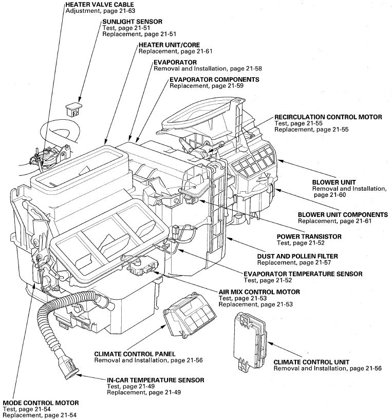 No Front Heat - 2004 MDX - Page 4 - Acura MDX Forum : Acura MDX SUV on acura mdx fuel pump, acura mdx alternator diagram, acura rl wiring diagram, acura mdx transmission problems, acura mdx belt diagram, acura mdx parts diagram, acura mdx brakes, acura mdx battery, acura rsx wiring-diagram, acura engine diagrams, acura mdx transmission slipping, acura mdx oil pump, acura mdx relay, acura mdx headlights, acura cl wiring diagram, acura mdx spark plugs, acura tl wiring diagram, acura mdx ac diagram, acura mdx engine problems, acura mdx fuse box,